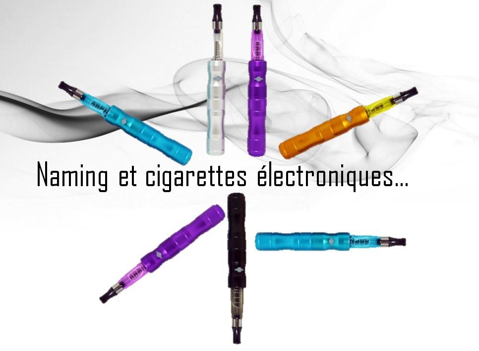 Le naming des boutiques de cigarettes lectroniques le for Salon cigarette electronique