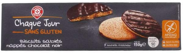 Sablés-chocolat-noir-sans-gluten-Marque-Repère-Leclerc