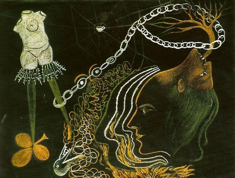 Cadavre-exquis_André-bretonValentine-Hugo-Tristan-Tzara-et-greta-Knutson-1933