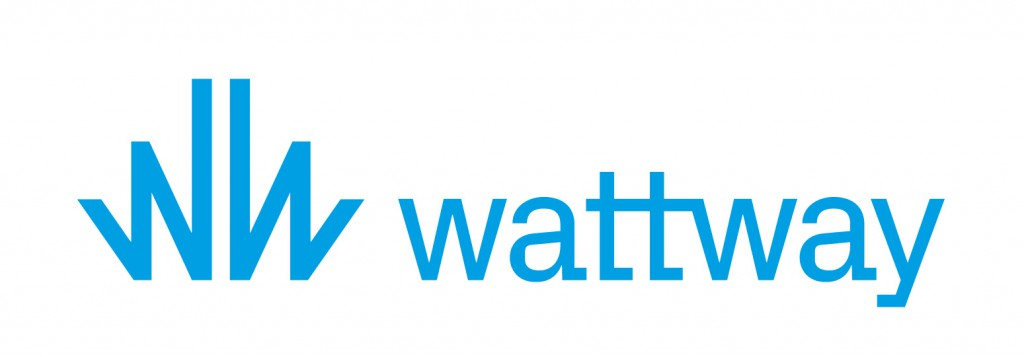 Wattway logo BLUE (RVB) HORIZONTAL