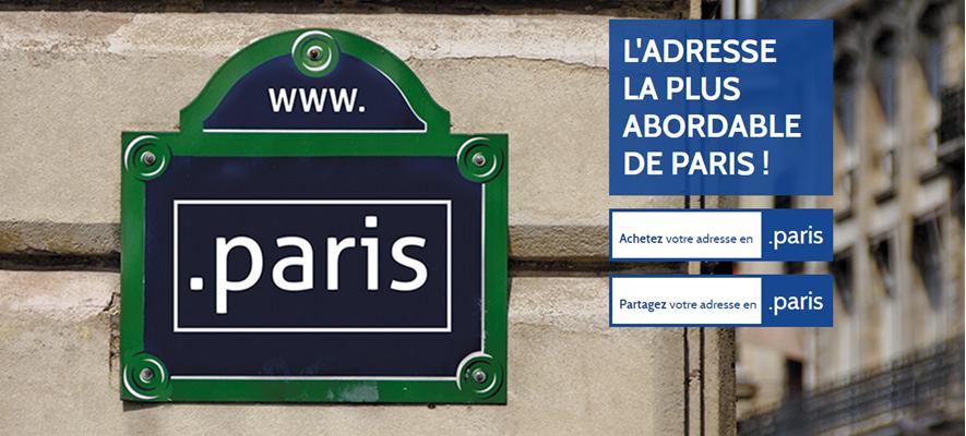 Paris, un URL branché !