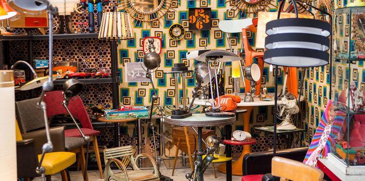 brocantes troquer votre rentr e. Black Bedroom Furniture Sets. Home Design Ideas