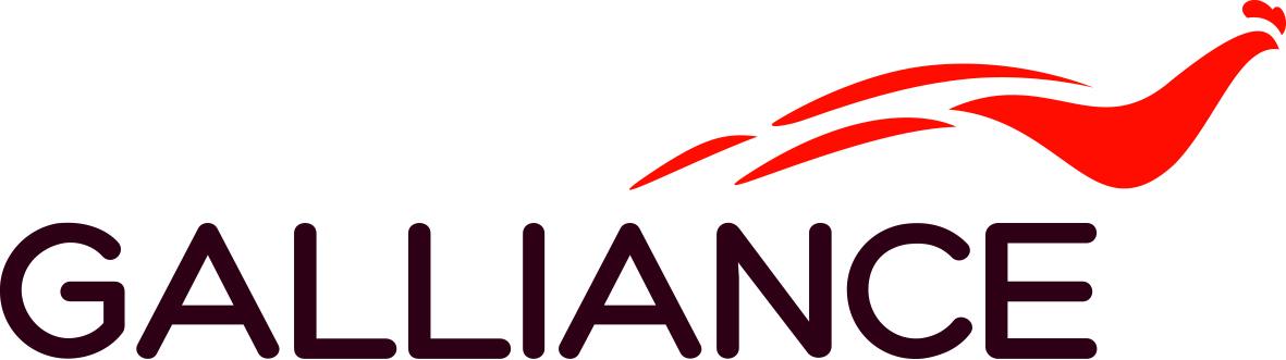 Nomen crée l'identité de marque de Galliance