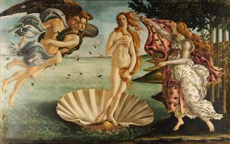 Anadyomène Venus