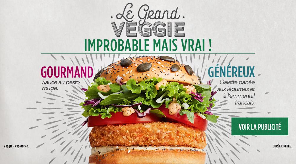 macdonald veggie burger