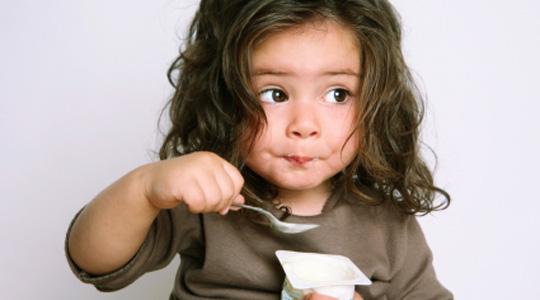 Les yaourts de notre enfance