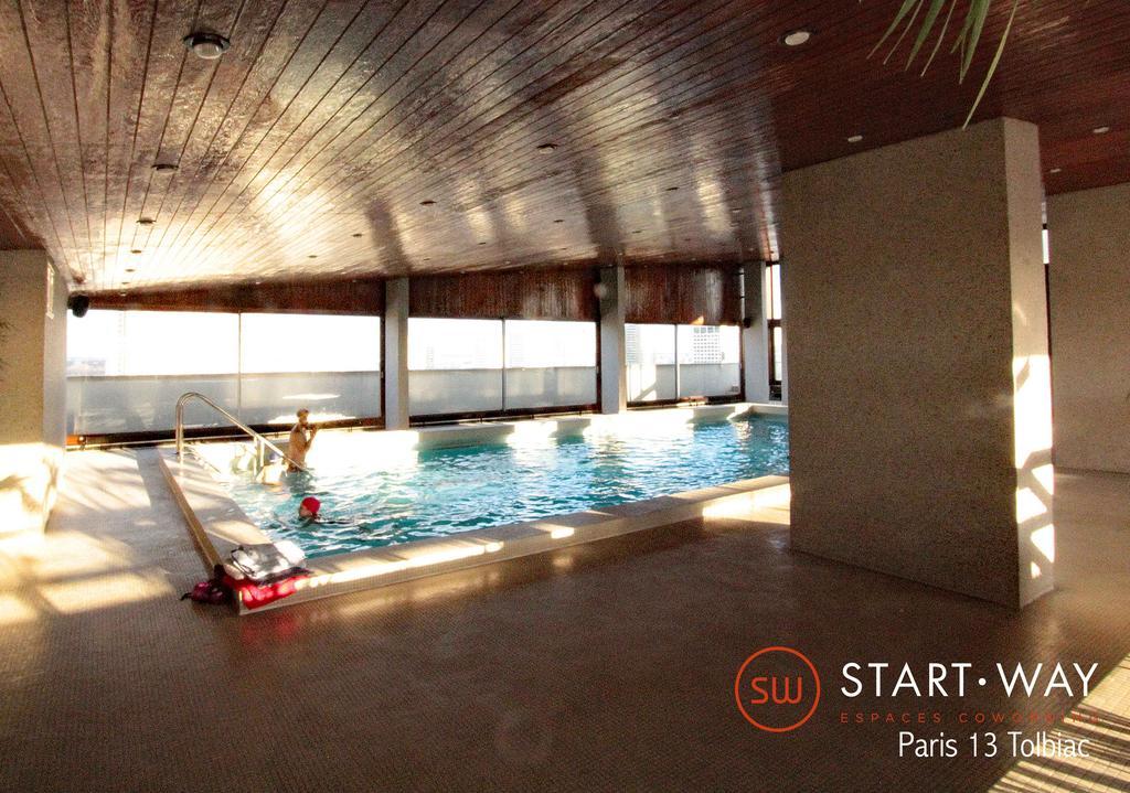 coworking piscine