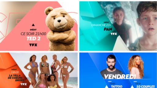 TF1 achève le repositionnement de ses chaînes
