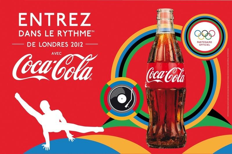 Pub CocaCola JO Londres 2012