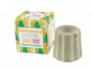 Lamazuna shampoing solide
