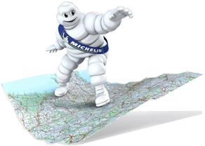 Bibendum bonhomme Michelin