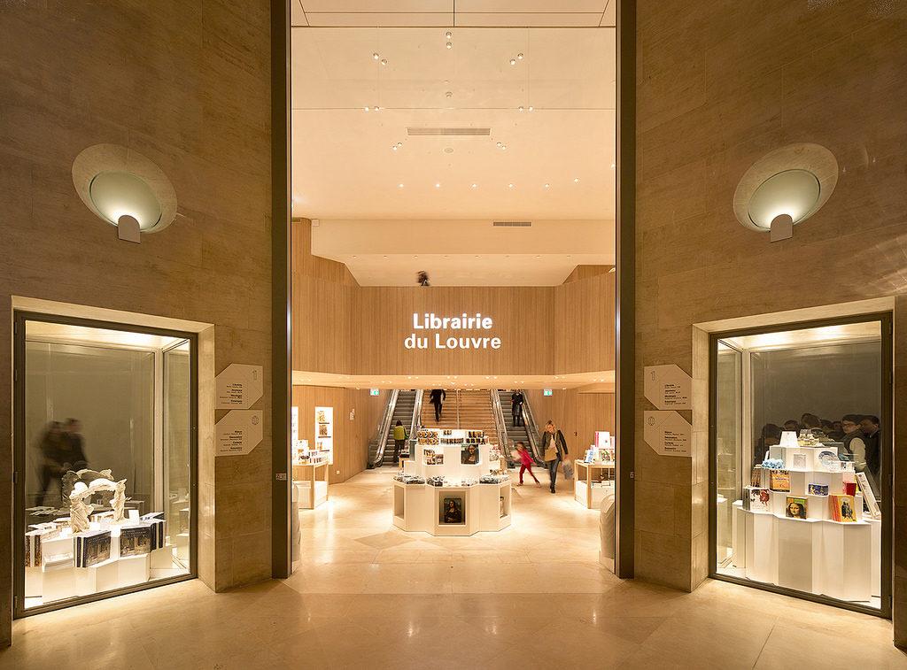 Boutique du musée du Louvre