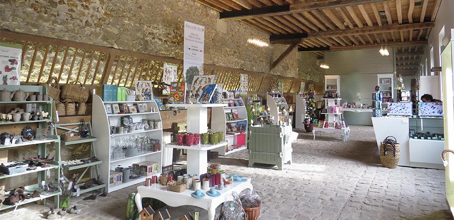 Boutique des jardins, château de Versailles