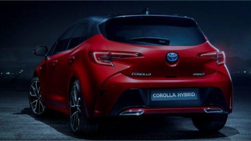 Toyota Corolla : pourquoi la rivale de la Golf change de nom