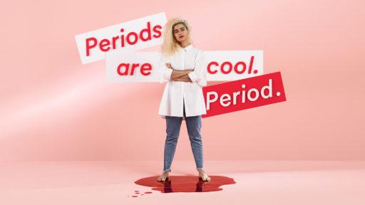 Les règles, le nouveau marché de l'émancipation féminine