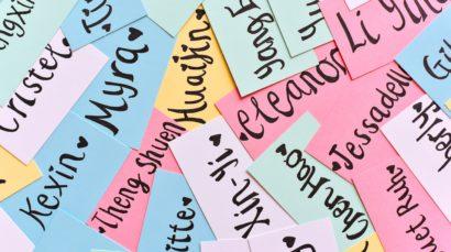 Du sens #5 : Noms exotiques