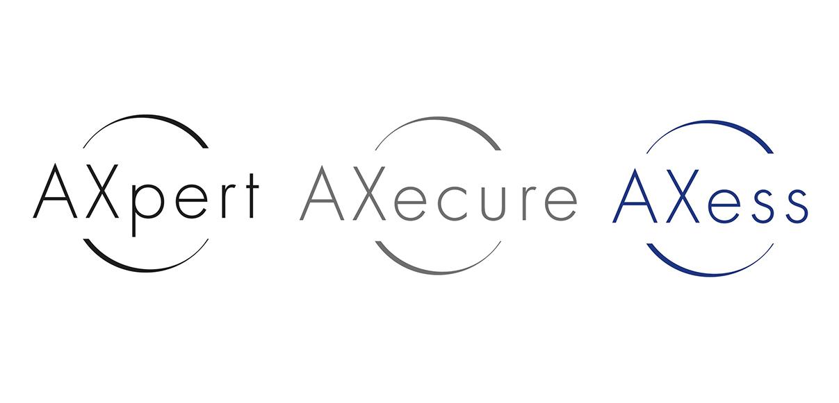 AXecure – AXpert – AXess