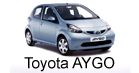 brand creation toyota Aygo nomen copie