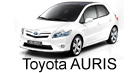 brand name creation toyota auris by nomen