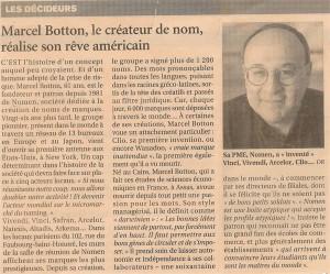 Interview Marcel Botton Figaro