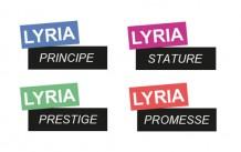 Gamme Lyria