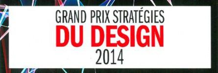Grand Prix Stratégies du Design 2014