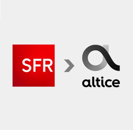 SFR change de nom et devient Altice